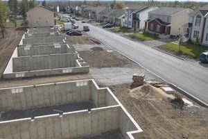 Cómo reparar y nivel de los cimientos de una casa