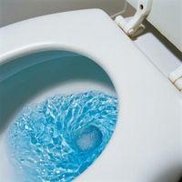 Cómo nivel del agua para reparar un inodoro Running