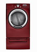El termostato Blew cuando su puesto en una secadora
