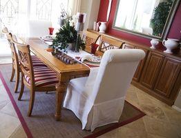 Cómo diseñar una mesa de comedor / Digfineart.com