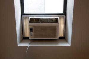 ¿Se puede poner un aire acondicionado de ventana en una pared?