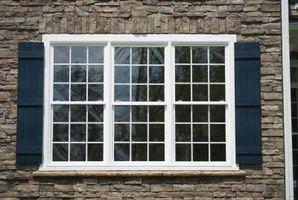 Cómo instalar Moldura Exterior alrededor de una ventana