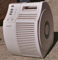Cómo limpiar un limpiador de aire HEPA de Honeywell