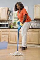 Casera limpiador para pisos Natural