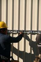Cómo construir un 20 X 24 Metal Edificio
