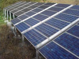 Cómo limpiar los paneles fotovoltaicos