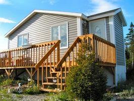 Como construir andamios de madera for Escalera de madera al aire libre precio