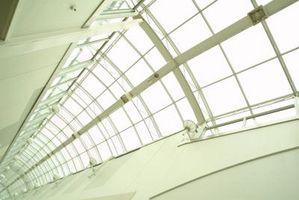 Cómo hacer que los tratamientos para una ventana de techo