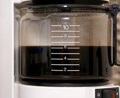 Cómo limpiar una cafetera uso de cloro