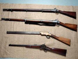 Procedimientos para la limpieza del arma de fuego