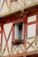 Estilos de ventana para Tudor Casas