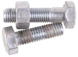 El material de acero sólido para los pernos prisioneros roscados