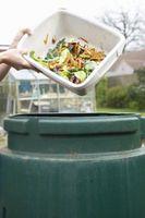 El compost para el cultivo de vegetales