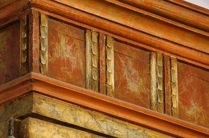 Cómo eliminar el moho en la madera antiguo