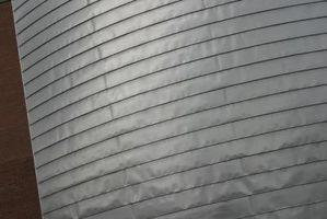 Cómo limpiar un panel de aluminio