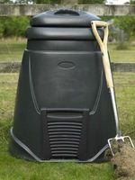 Cómo hacer un marco de compost Barril Con Ruedas