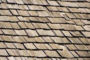 Ventajas de madera en los techos de la sacudida