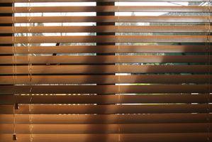 Ideas de tratamiento de la ventana para su uso con estores