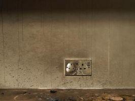 Cómo limpiar fuego de hollín de las paredes pintadas