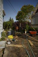 Ideas para Casera almacenamiento de mangueras de jardín