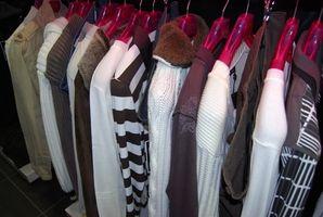 ¿Cómo deshacerse de ropa usada