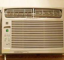 ¿Cómo medir el volumen de un aparato de aire acondicionado