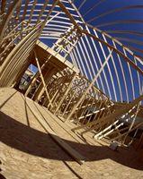 Cómo cortar una viga del techo Compuesto