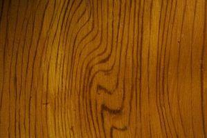 Cómo hacer una estera de madera Silla