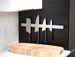 Cómo cortar Cuchillo espacios en blanco con un soplete de corte