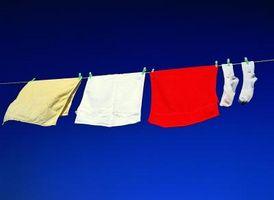 Instrucciones para un sistema de polea para tender la ropa