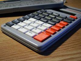 Cómo utilizar una calculadora básica