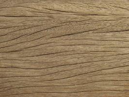 Cómo falsa arena de madera del grano