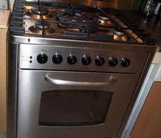 Cómo solucionar problemas de reparación del horno
