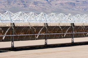 Cómo calcular los requisitos de panel solar para calentamiento de agua