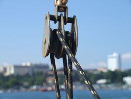 Cómo utilizar poleas para levantar objetos pesados