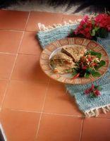 Cómo poner el azulejo mexicano