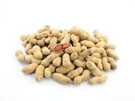 Herbicidas para los cacahuetes