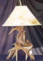 Cómo hacer una lámpara de la cornamenta de los ciervos