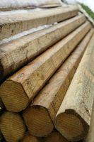 Tipos de madera tratados de uñas