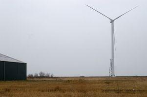 Cómo hacer un molino de viento generador Fuera de chatarra