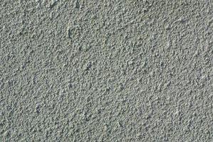 Cómo moler cemento de poliuretano