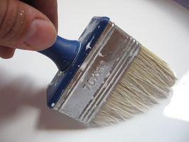 Cómo paredes de yeso de textura áspera
