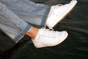 Limpiar De Y Cómo Negro Vans Sus Zapatos Blanco 8dUOqB