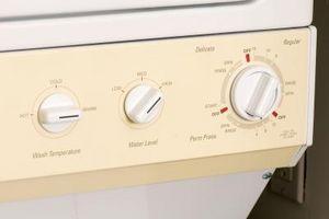 Kenmore modelo 70 Espec de la lavadora