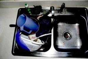 Cómo limpiar ollas y sartenes con cloro