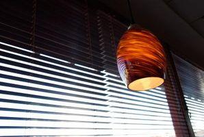 Problemas con las persianas interior de las ventanas