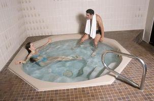 ¿Se puede utilizar las sales de Epsom en una bañera?