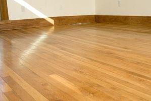 Cómo arreglar un piso Truss De chirrido