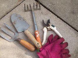 Herramientas para el Home Gardens