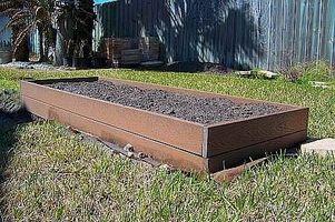 Cómo construir camas elevadas de madera